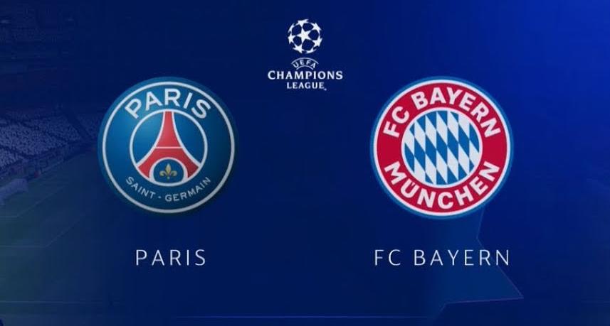 Champions League-finale 2020 PSG - Bayern München