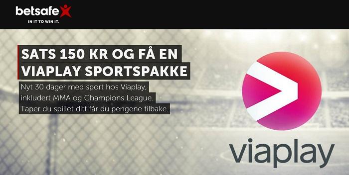 Se Champions League gratis fra Betsafe