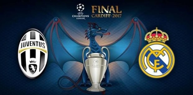 Beste odds Juventus - Real Madrid 3 juni 2017